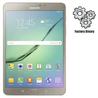 Samsung Galaxy Tab S2 9.7 SM-T815C Combination Firmware
