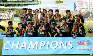 Pakistan vs Sri Lanka ICC World T20 2009 Final Highlights