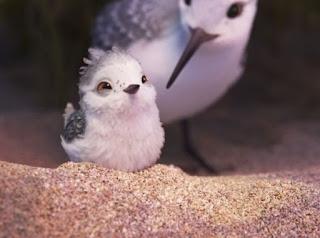 Piper, el mejor cortometraje de Pixar Disney