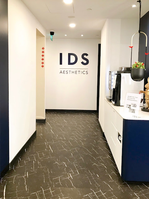 Facial At IDS Aesthetic