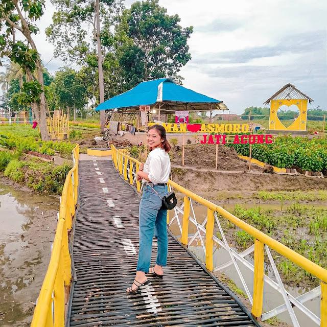 Alamat Taman Asmoro Jati Agung