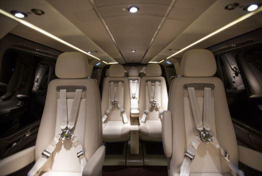 Airbus H175 interior