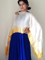 http://akioneam.com/dupatta-design-cape-style/