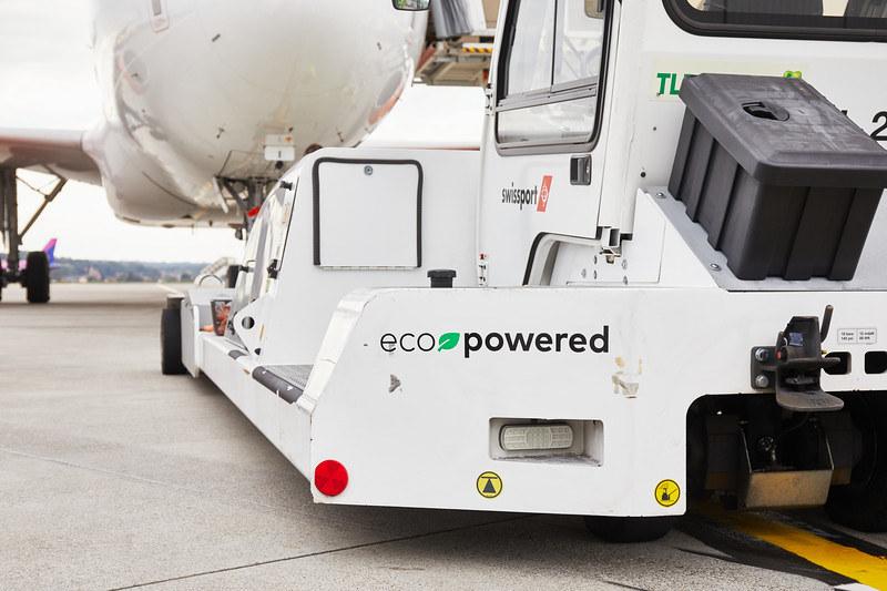 Swissport estabelece como meta chegar a pelo menos 50% da frota global de veículos movida a eletricidade até 2025Swissport estabelece como meta chegar a pelo menos 50% da frota global de veículos movida a eletricidade até 2025 | É MAIS QUE VOAR