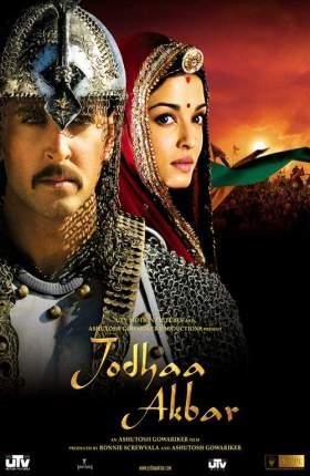 Jodhaa Akbar 2008 Hindi 1.6GB HDRip 720p