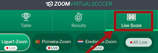 Zoom virtual livescore