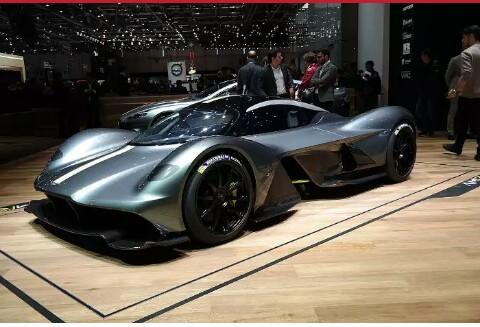 7.Aston Martin Valkyrie
