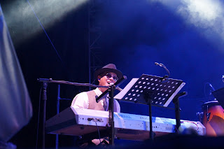 Prof Jeep dari USM Mini Big Band