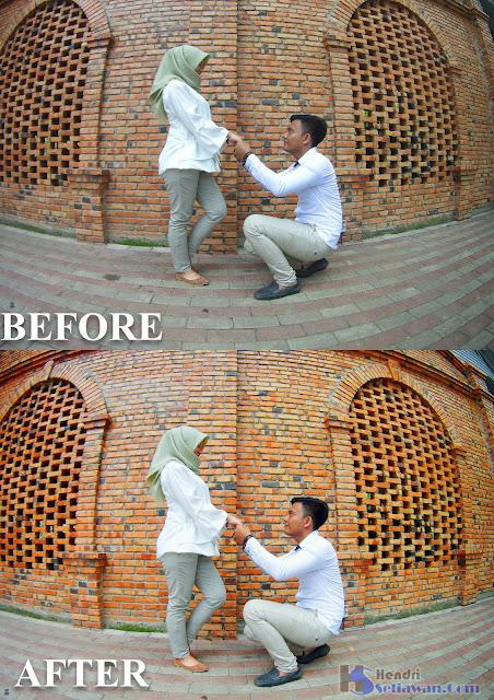 Prewedding Pakai Kamera Action (Bpro/Gopro) Juga Bagus Kok!!!