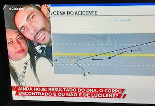 Homem provoca acidente para matar ex-companheira
