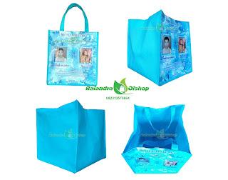 tas souvenir kematian, tas 1000 hari, tas souvenir peringatan 1000 hari