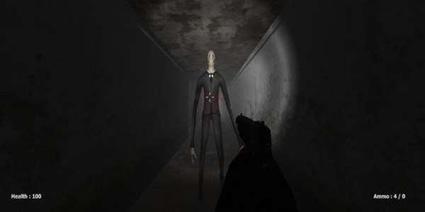 تحميل لعبة Slender Man برابط مباشر