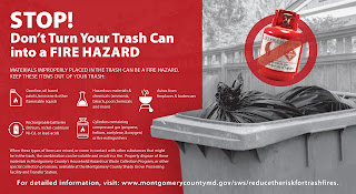 Download the Reduce the Risk for Trash Fires Postcard