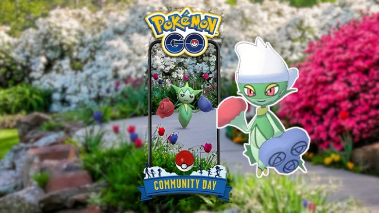 Community Day in Pokémon GO with Roselia - This is how you use it