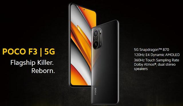 Kelebihan dan Kekurangan Xiaomi POCO F3 5G 2021