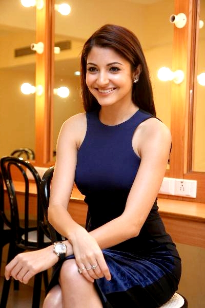 Top 10 Most Beautiful Bollywood Actresses 2015 Anushka Sharma