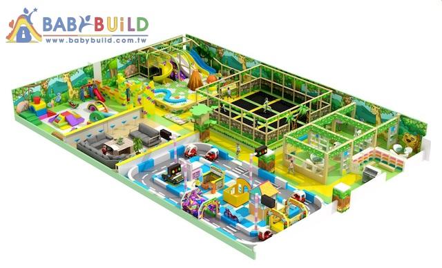 BabyBuild 室內遊戲場