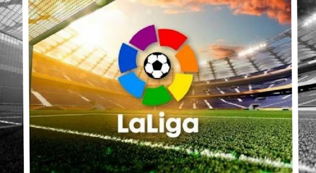 شعار الدورى الأسباني ( la liga)