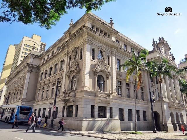 Vista ampla da Faculdade de Direito da USP - Centro / Sé - São Paulo