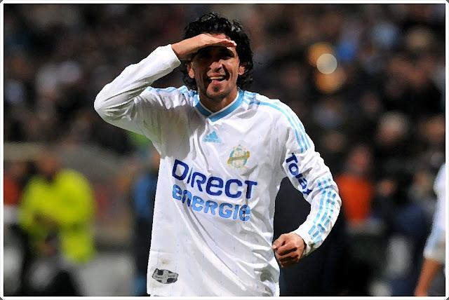 Lucho González Olympique Marseille