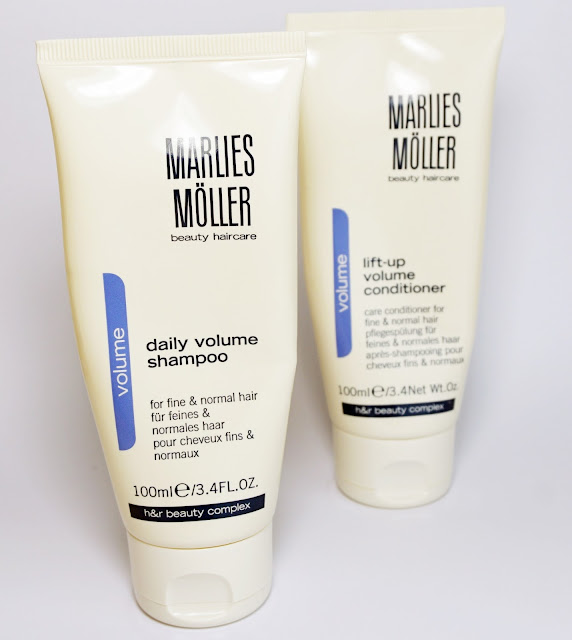 Marlies Möller - Daily Volume Shampoo & Conditioner