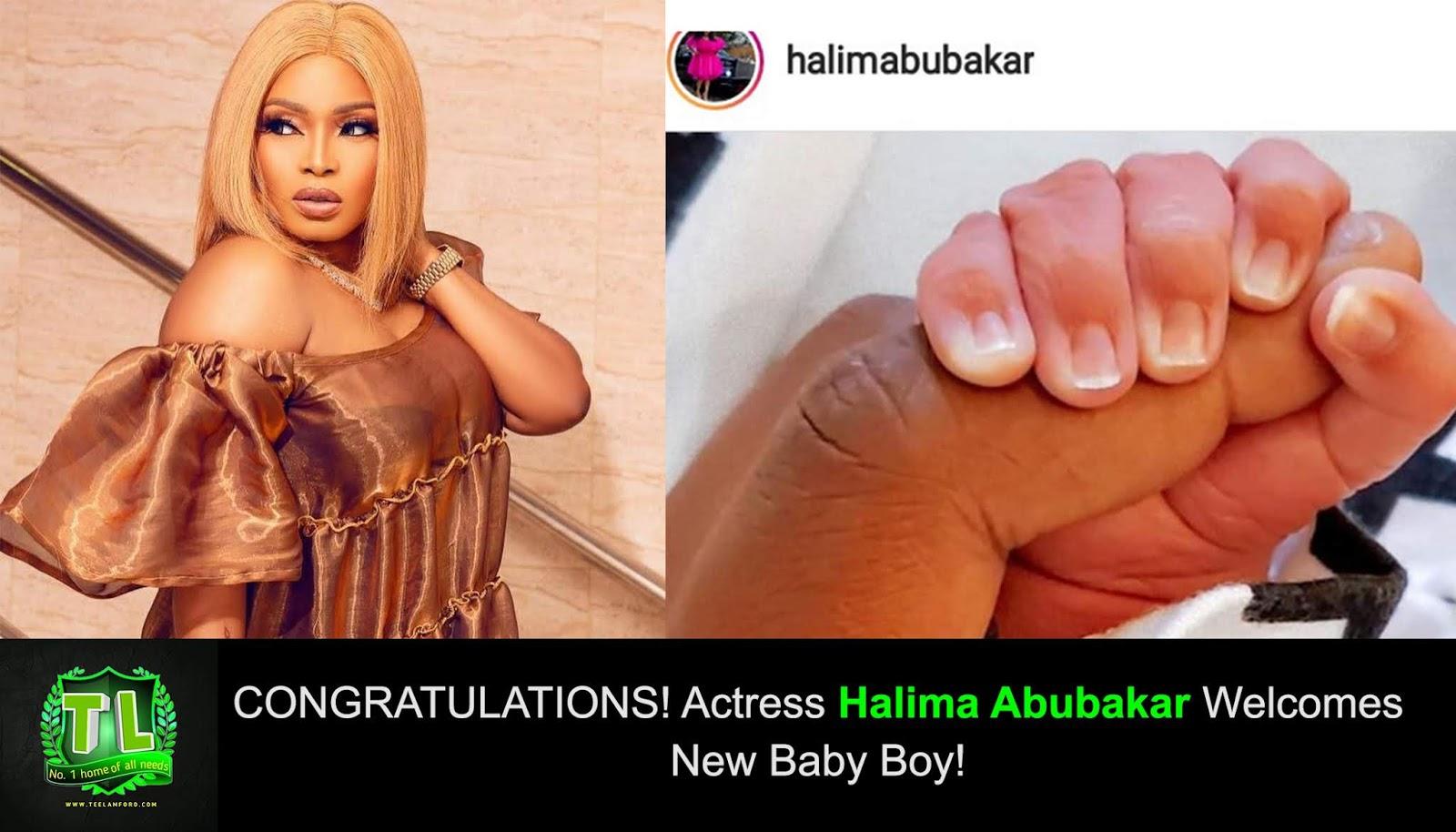 congratulations-actress-halima-abubakar-welcomes-new-baby-boy