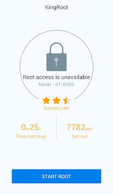 the kingroot app