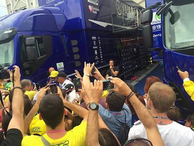 Rossi Keberatan Jalur Catalunya Mendadak Dirubah ke Versi F1