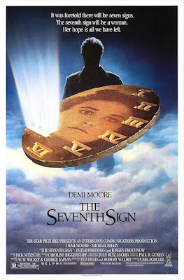 The Seventh Sign 1988 DVD R2 PAL Spanish