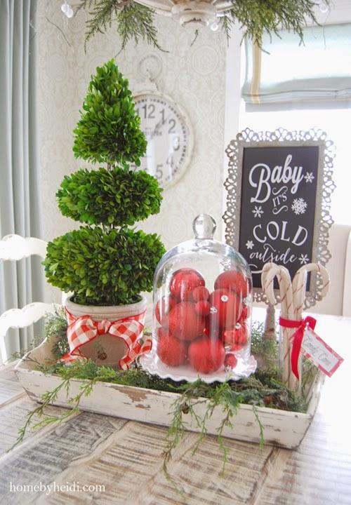 Home By Heidi Christmas Blog Round Robin