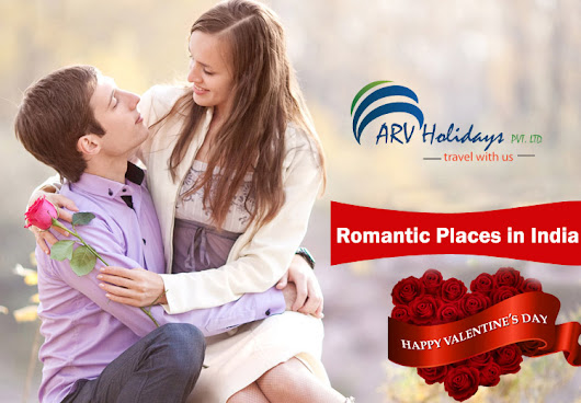 Celebrate This Valentine's Day with Your Love in the Romantic Destinations of India