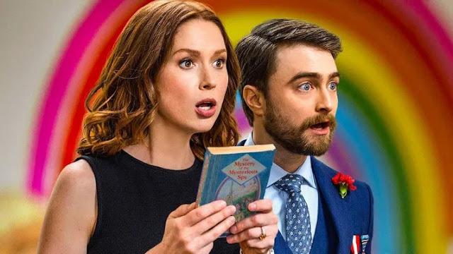Episódio interativo de 'Unbreakable Kimmy Schmidt' com Daniel Radcliffe é adiado no Brasil | Ordem da Fênix Brasileira