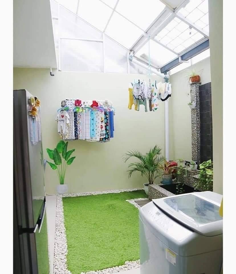 Kumpulan Inspirasi Ruang Cuci dan Jemur Baju Minimalis ...