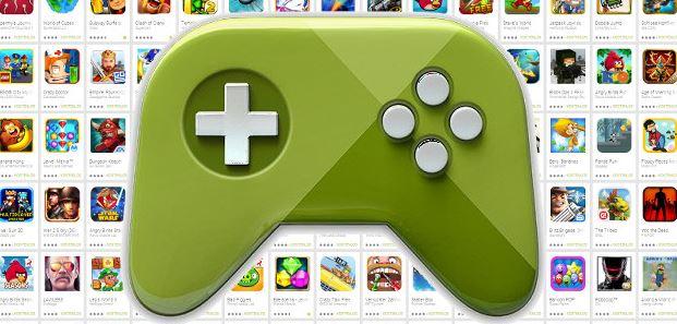 ألعاب جوجل بلاي