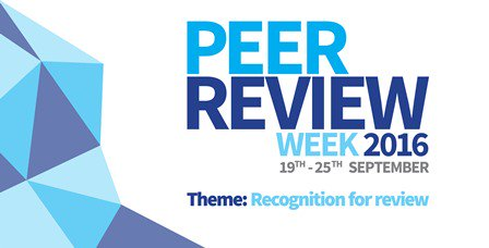 Peer Review Week 2016