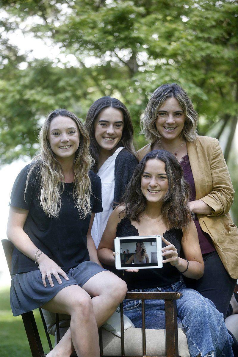 Esta es la historia de cinco hermanas  que fundaron juntas una viña