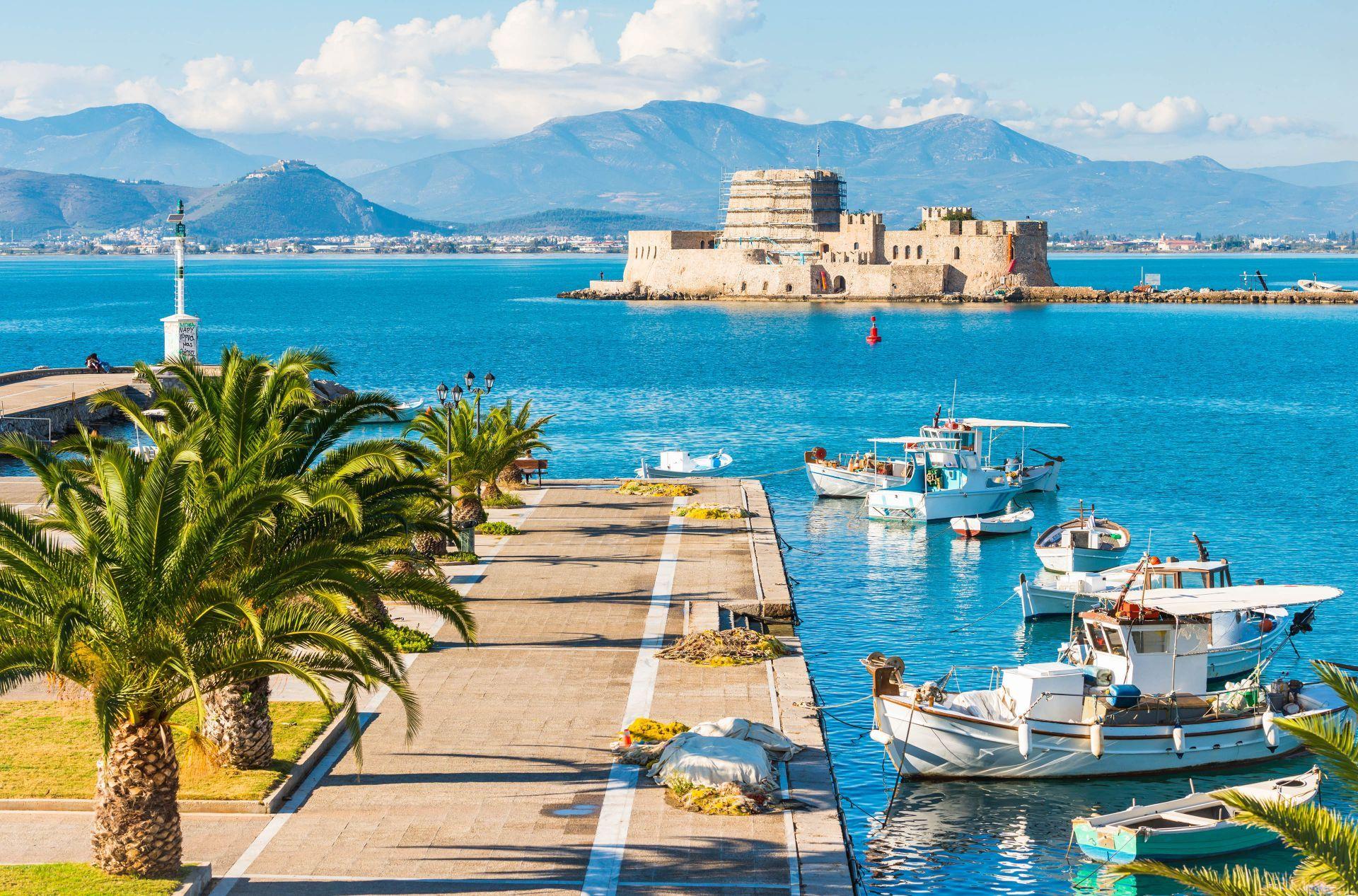 nafplion Destinasi Travel Wisata Favorit Yunani 1