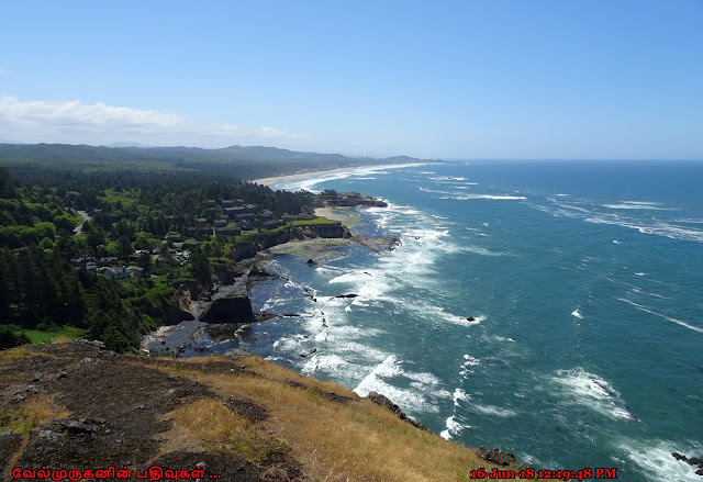Otter Crest State Scenic Viewpoint Oregon