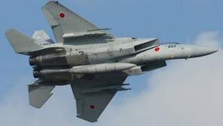 Pesawat Tempur F-15 Jepang
