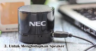 Manfaat Lain Powerbank Untuk Menghidupkan Speaker
