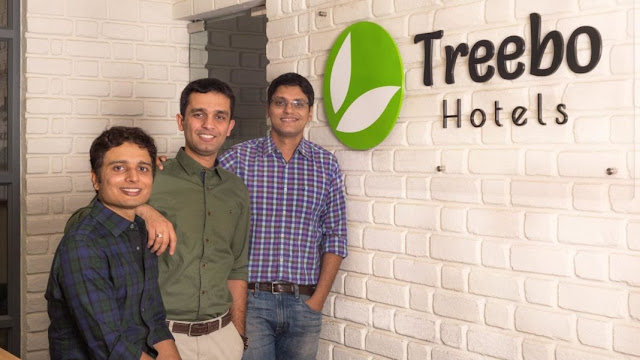 Indian Startup Success Stories treebo hotels