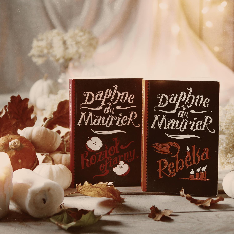 Kozioł ofiarny - Daphne du Maurier. Cykl: Pamięć - droga do wieczności.