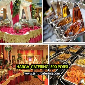 Harga Paket Catering Pernikahan Untuk 300 Undangan Jakarta