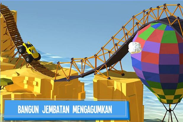 Build a Bridge! Mod Apk