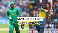 Sri Lanka tour of Pakistan ODI Series