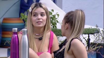 Viih Tube aconselha Carla Diaz – Brothers se irritam ao falar de Carla Diaz