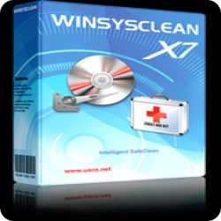 تحميل WinSysClean X7 PRO 17.2.0 مجانا لتنظيف الكميوتر مع كود التفعيل