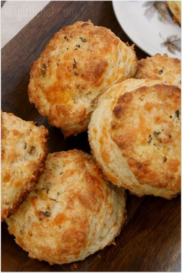Buttermilk Cheddar Biscuits 50 Women Game Changers In