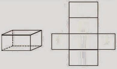 Kumpulan Gambar Jaring-Jaring Bangun Ruang Lengkap | yang ...