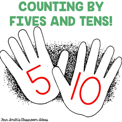 Lesson Plans for Counting By Counting By Fives, Counting By Tens, and Counting By 100s.s,